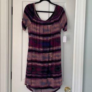 Jessica Simpson Boho High Low Dress. Sz 8